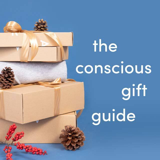 the conscious gift guide